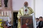 o. Ivan Ike Mandurić propovijeda